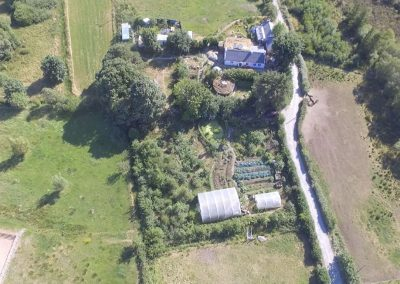 Lackan Cottage Farm – Main design